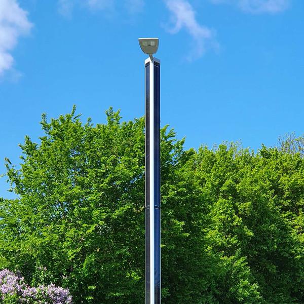 Suncil, Exterior lighting, Outdoor lighting, Light Project, Suncil Triangular
